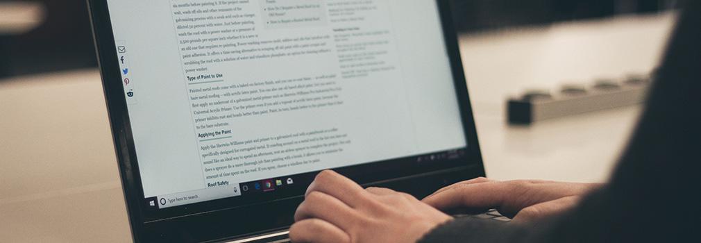 Intégrez et alimentez un blog utile à votre audience